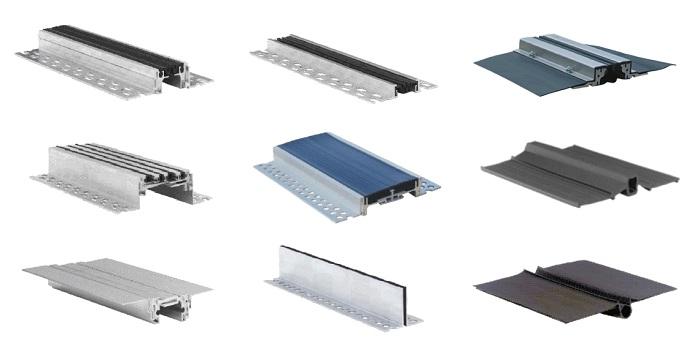 Giunti strutturali di dilatazione e di tenuta crisbar srl - Giunti di dilatazione per pavimenti esterni ...